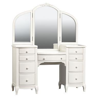 Lilac Vanity, Vintage Simply White | *Vanities + Mirrors u003e Vanities