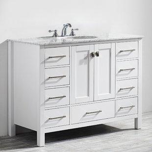 48 Inch Bathroom Vanities at Great Prices | Wayfair