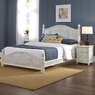 White Wicker Bedroom Furniture | Wayfair