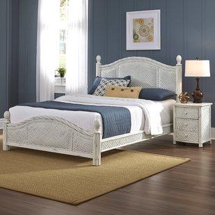 White Wicker Bedroom Furniture | Wayfair