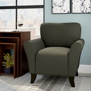 Extra Wide Arm Chair | Wayfair