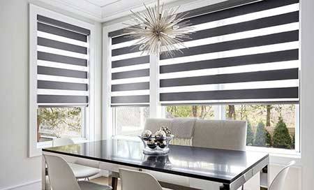 Window Treatments | Shutters | Blinds | Closets | Curtains And