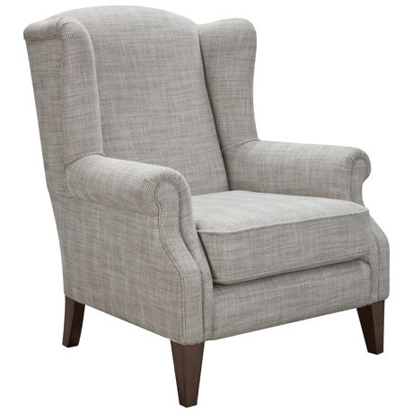 Chair Gallery:: Classic Wing Armchair   Deco;)   Winged armchair