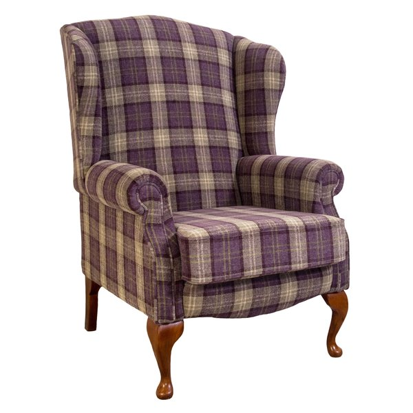 Wingback Occasional Chairs You'll Love | Wayfair.co.uk