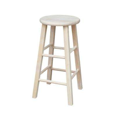 Unfinished Wood - Bar Stools - Kitchen & Dining Room Furniture - The
