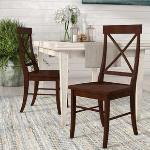 Wooden Library Chair | Wayfair