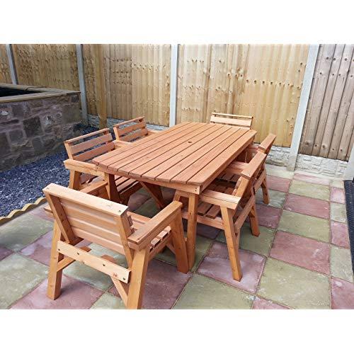 Wooden Patio Furniture: Amazon.co.uk