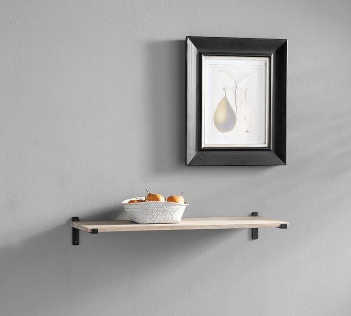 Menlo Wooden Shelves | Pottery Barn