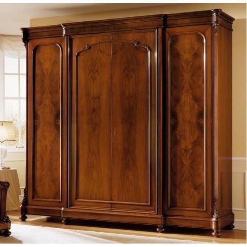 Brown Bedroom Wooden Wardrobe, Rs 1200 /square feet, Shanthi