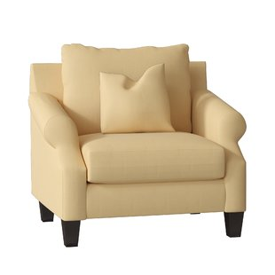 Grey Yellow Accent Chairs You'll Love | Wayfair