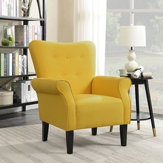 Buy Yellow Living Room Chairs Online at Overstock | Our Best Living