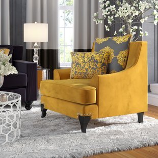 Gold Accent Chairs You'll Love | Wayfair