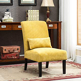 Yellow Living Room Chairs   Amazon.com