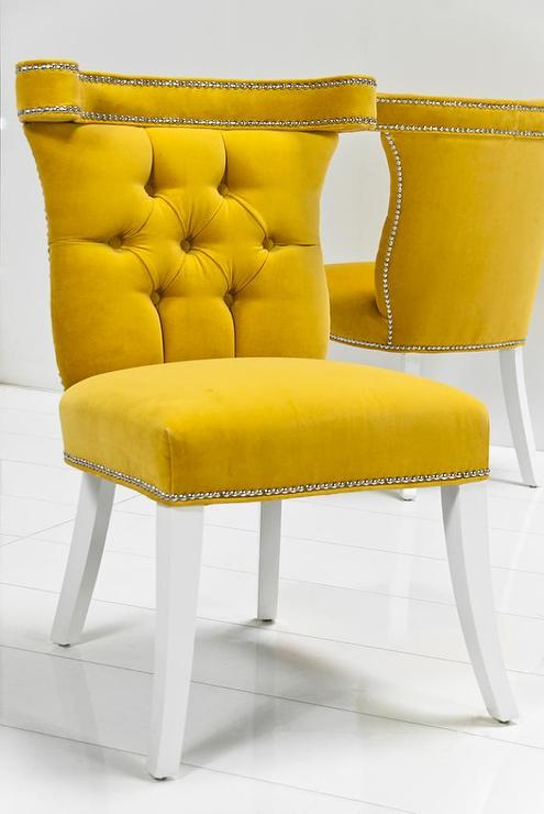 Best Sorrel Tufted Upholstered Dining Chair Intended For Green