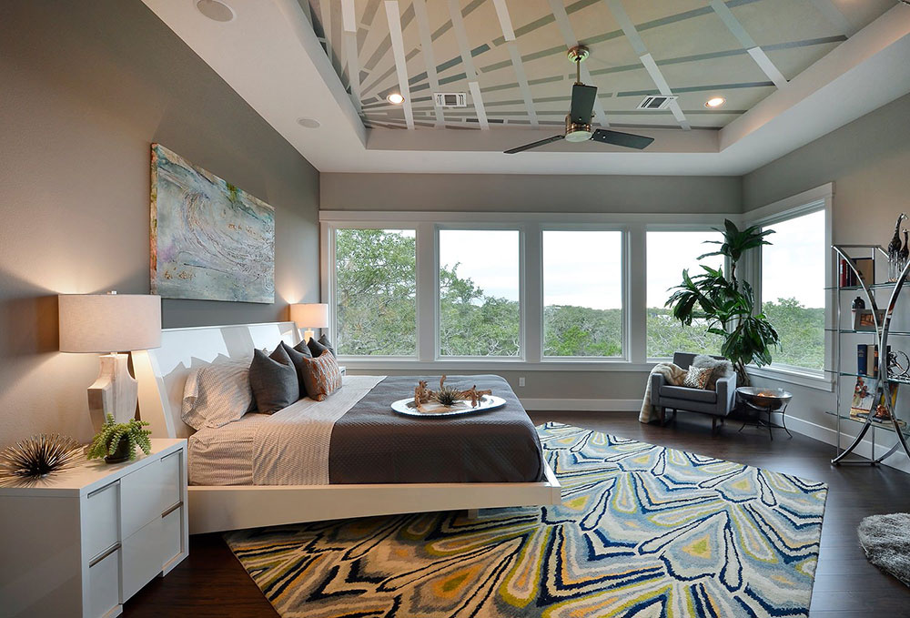 Parade-Home-by-Pillar-Custom-Homes-Inc.  What is the standard ceiling height for a house?  (Replied)