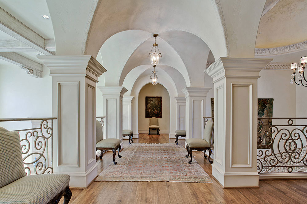 Park-Lane-by-Bella-Custom-Homes-Inc.  What is the standard ceiling height for a house?  (Replied)
