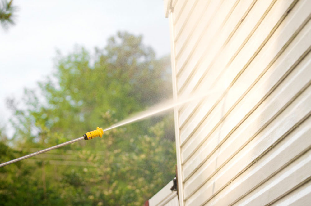 power-wash1 The only guide to painting aluminum panels you need