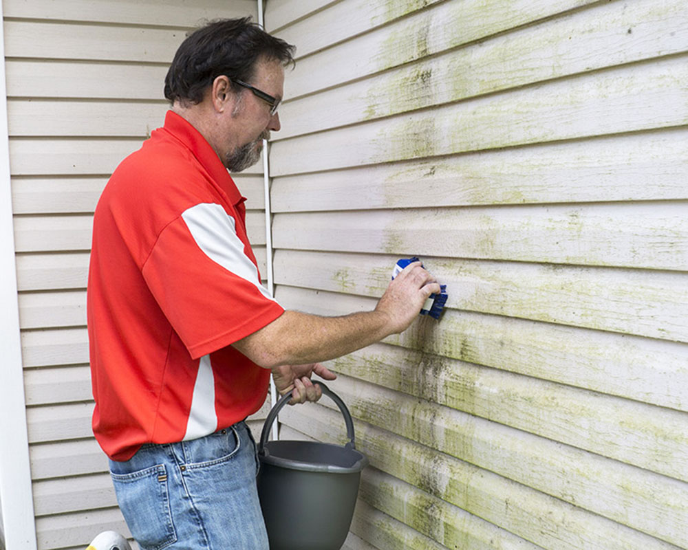 Cleaning1 The only guide to painting aluminum panels you need