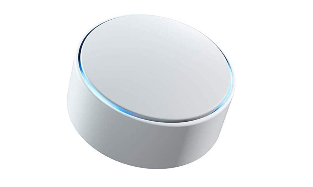 Minute sensors for every occasion The Google Home-compatible security system to be used? One of them