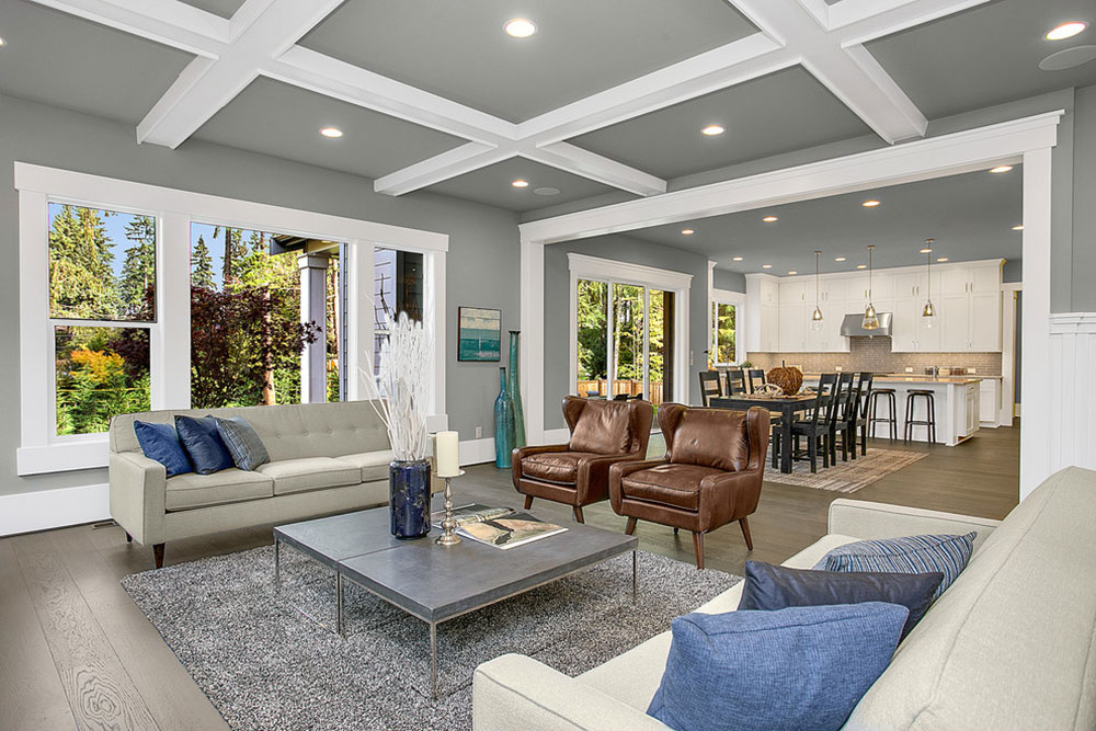 Greater-Seattle-Area-The-Parthenon-Living-Room-by-JayMarc-Homes How to put a carpet in a living room so that the place looks fantastic