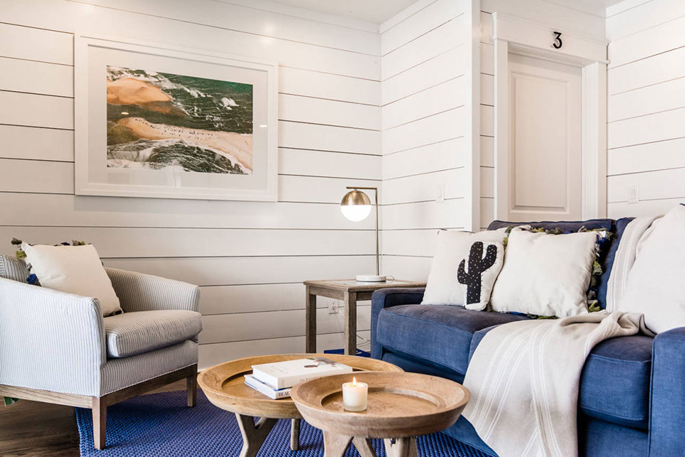 Pine Island NC by Nicole Peters Interiors Should You Put Shiplap Over Drywall?