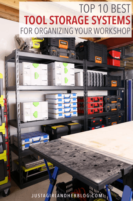 Top 10 Best Tool Storage Systems for Organizing Your Workshop .