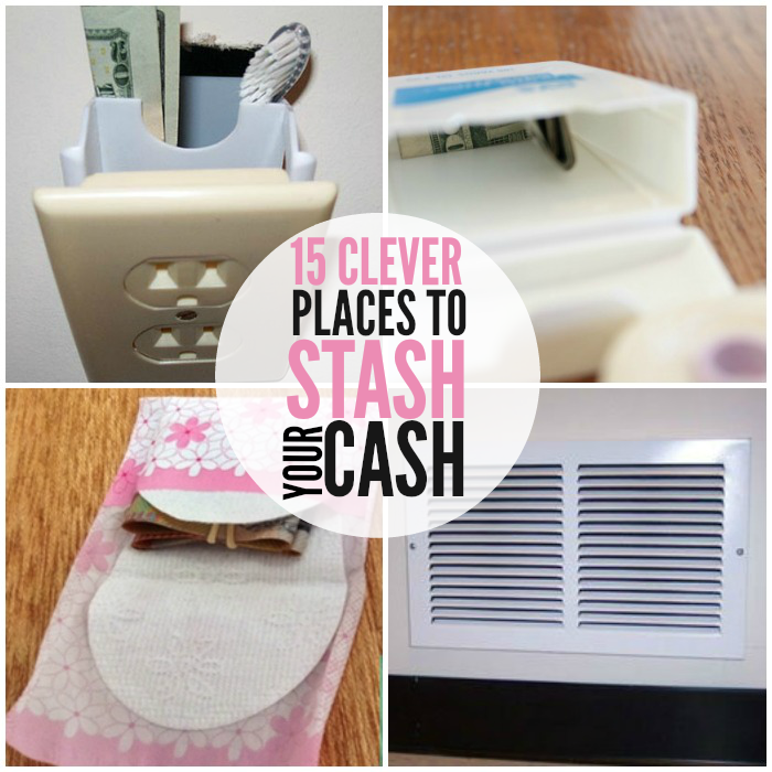 10 smart ways to keep your valuables at   home