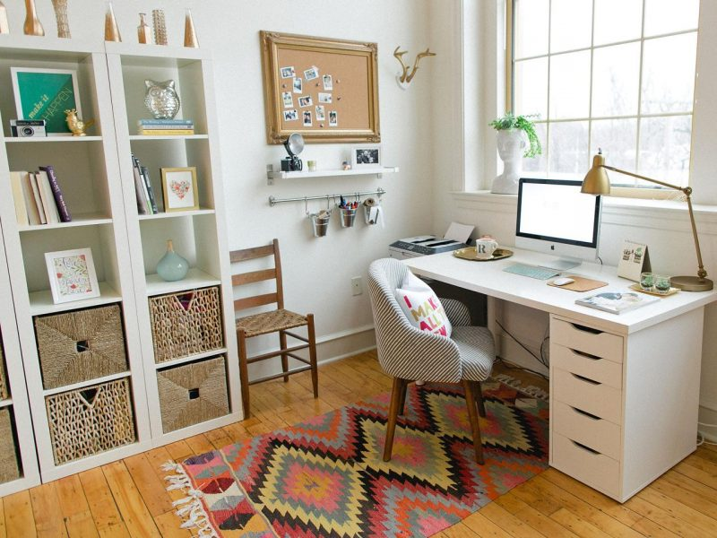 11 decor tips for a functional home   office