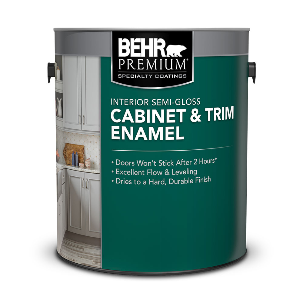 Enamel How to paint kitchen cabinets without sanding