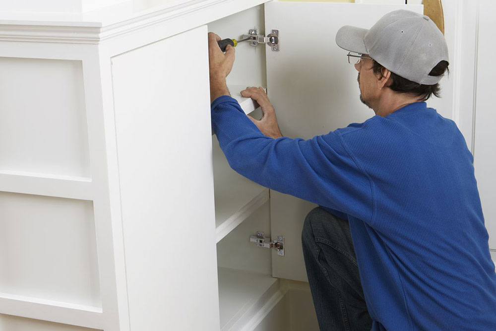 refitting How to paint kitchen cabinets without sanding