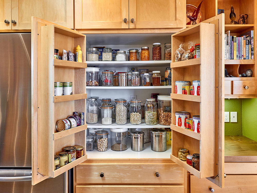 Fresh-Maple-Kitchen-Remodel-by-Powell-Construction How to update kitchen cabinets without replacing them