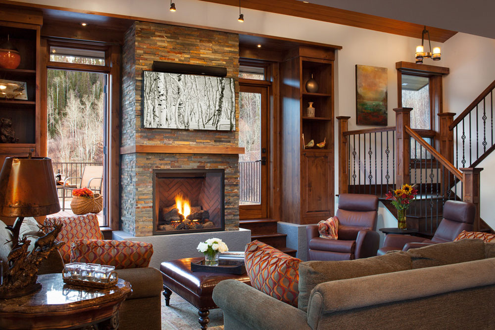 Tree-house-renovation-by-WEST-ELEVATION-ARCHITECTS-INC How much does it cost to build a fireplace and a fireplace? (Replied)