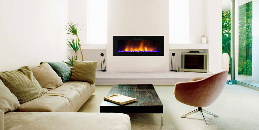 Electric Fireplace-Meet-Your-Living-Room-from-Notochord-Group-Inc How much does it cost to build a fireplace and a fireplace? (Replied)
