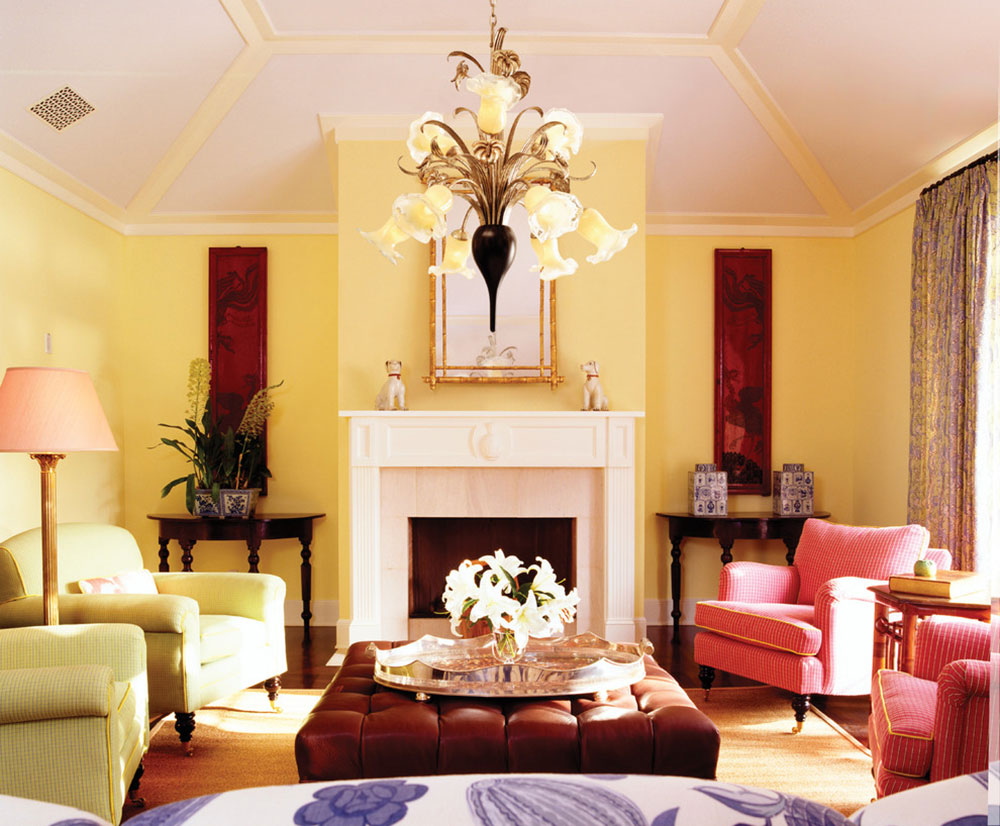 Corbett-Lighting-by-1800Lighting How much does it cost to build a fireplace and a fireplace? (Replied)