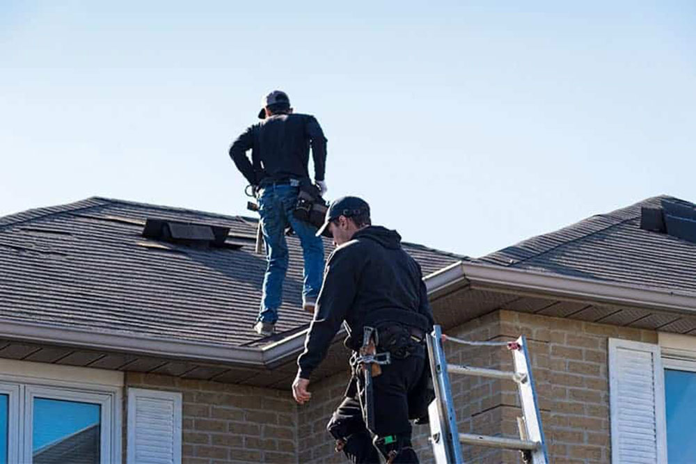 Roof inspection How to get insurance for roof replacement