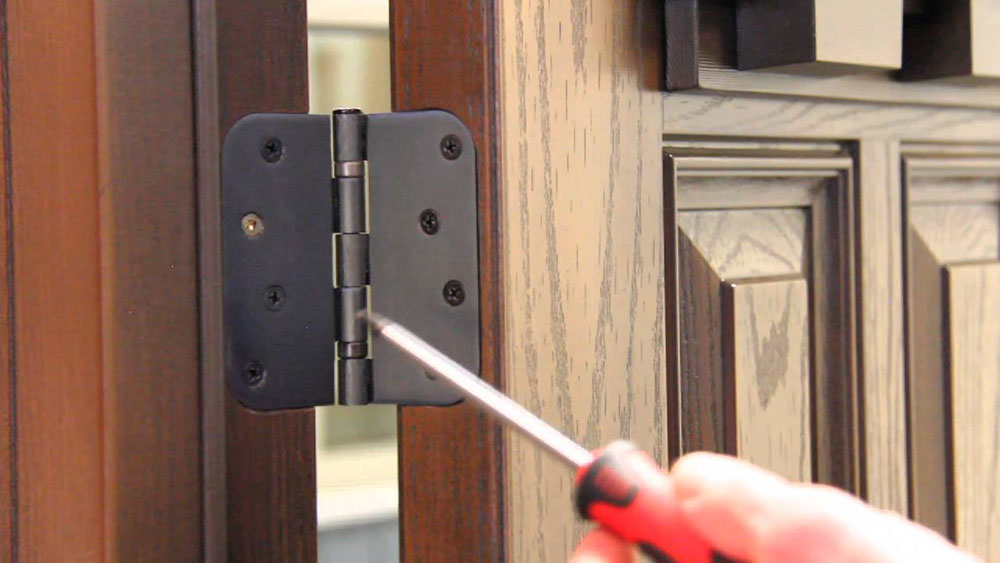 Hinges How To Attach A Door Rubbing Above (Easy To Follow Instructions)