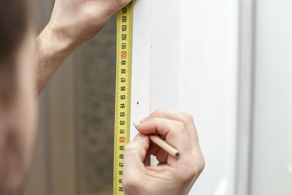 Measure-Door How to attach a door that rubs on top (easy to follow instructions)