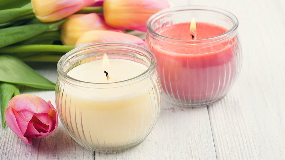Smoking candle How to clean nicotine from walls to make them look new again