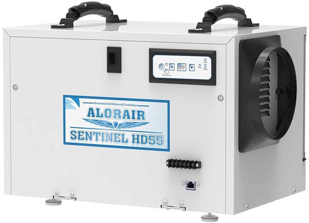 AlorAir-Keller Use a crawl space dehumidifier to handle your crawl space air