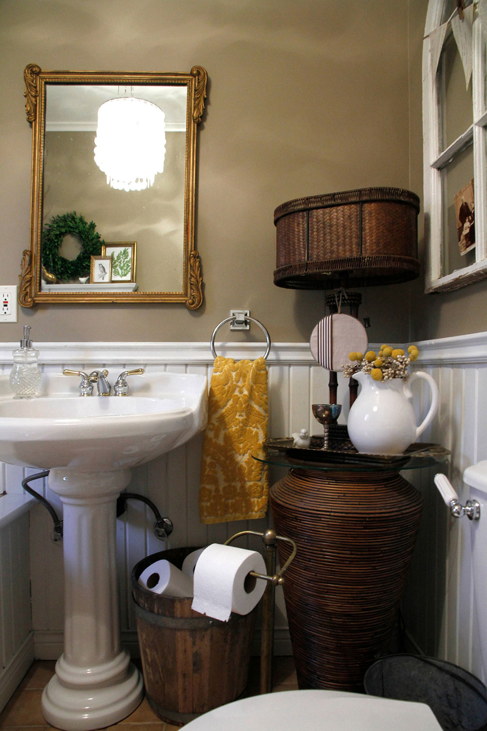 My-Houzz-Meaghan-and-Trevor-Welland-ON-by-Esther-Hershcovich Where to hang wet towels in a small bathroom