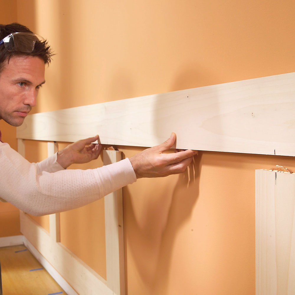 Wainscoting Panel How much does it cost to install Wainscoting?  Fast answers
