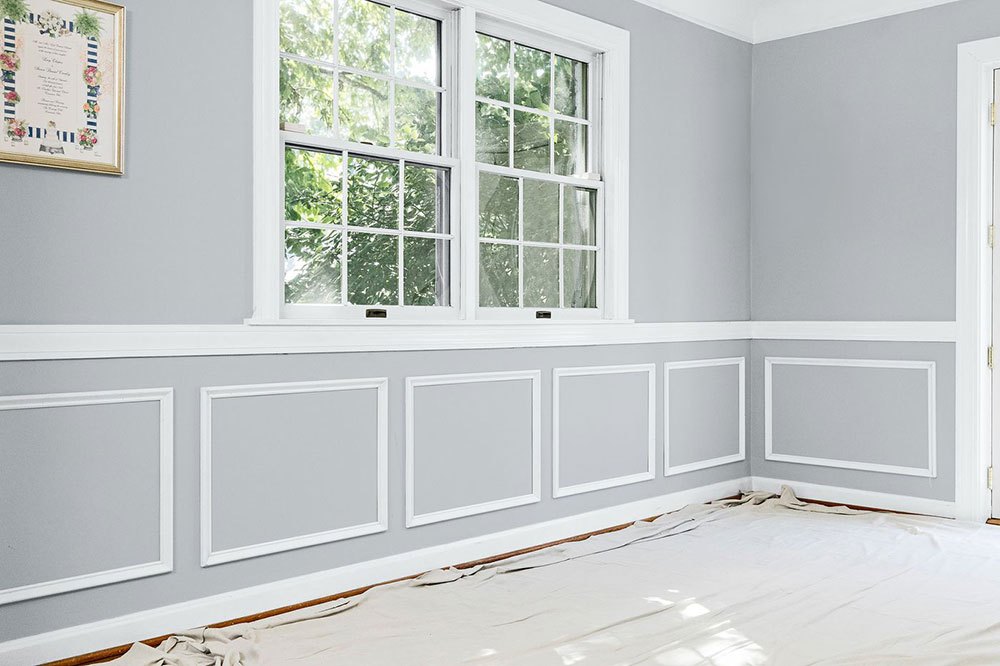 finish_room How much does it cost to install Wainscoting?  Fast answers