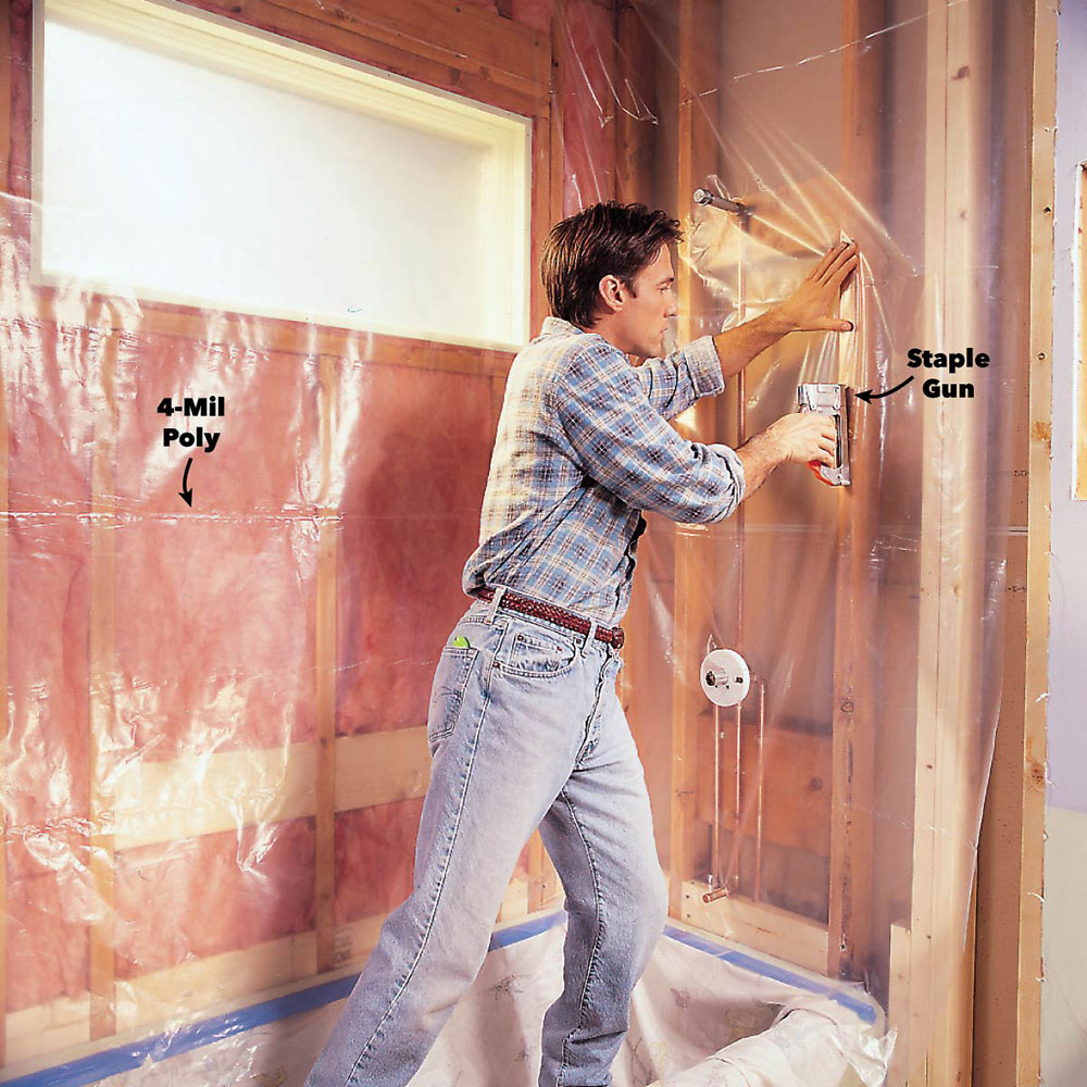 Cover with cladding How to prepare shower screens for tiles (easy to follow instructions)