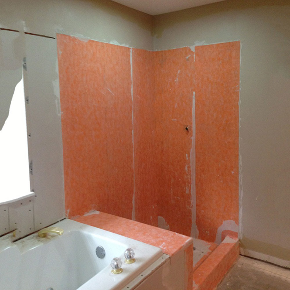 membran-2 How to prepare shower walls for tiles (easy to follow instructions)