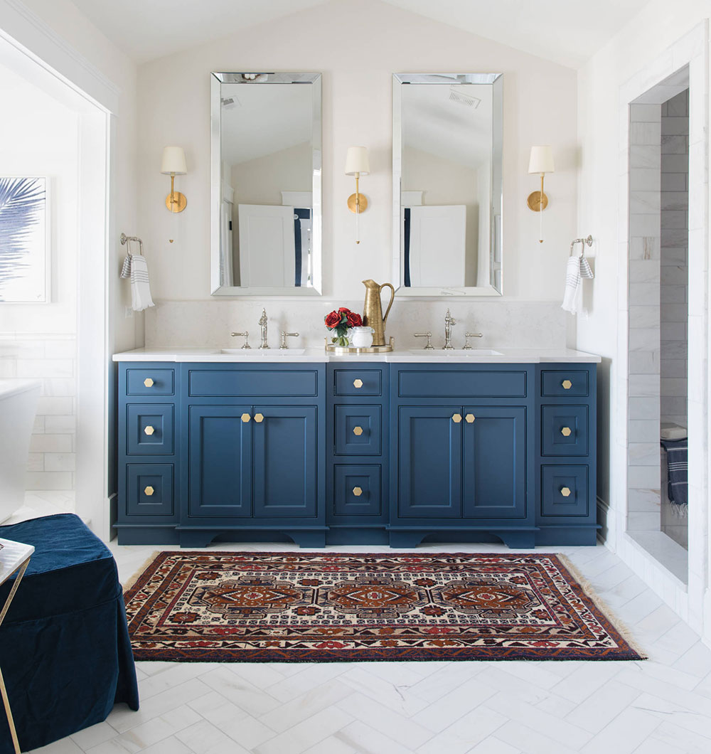 Dream-Home-by-Timber-Trails-Development-Company How to paint a washbasin quickly and stress-free