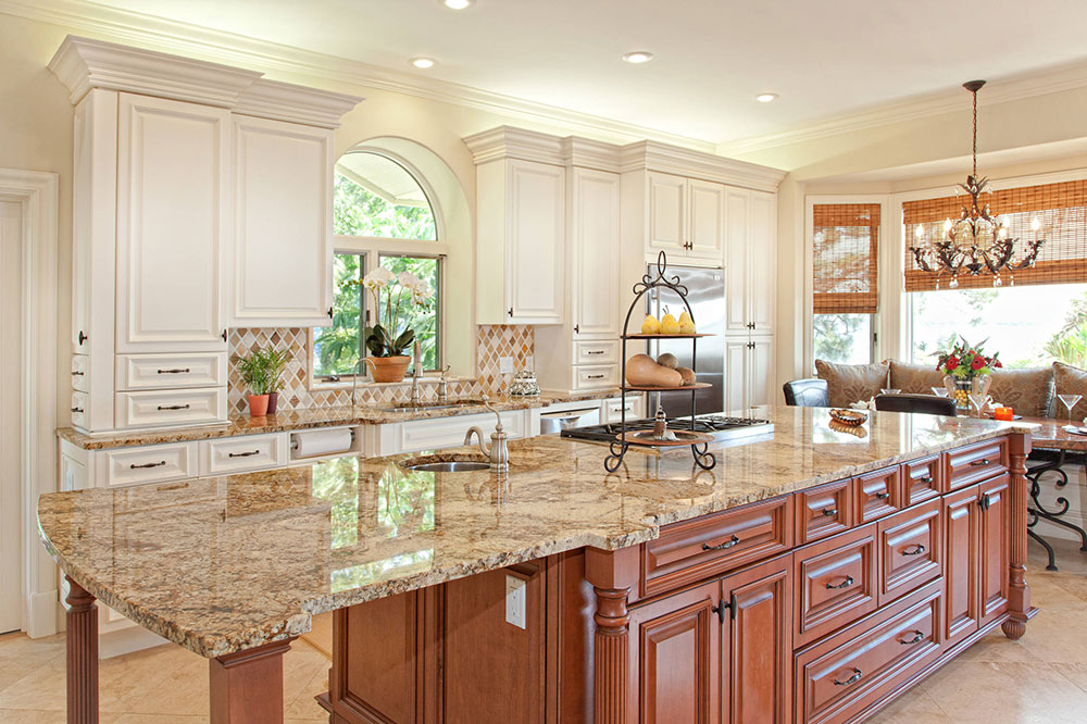 Granite-Island-Worktop-from-Real-Stone-and-Granite-Corporation What is the standard worktop depth that should be aimed for?  (Replied)