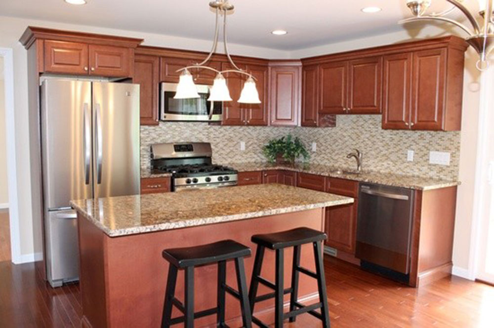 Hampshire-House-by-Final-Touch-Taping-n-Painting-LLC What is the standard countertop depth that should be sought?  (Replied)