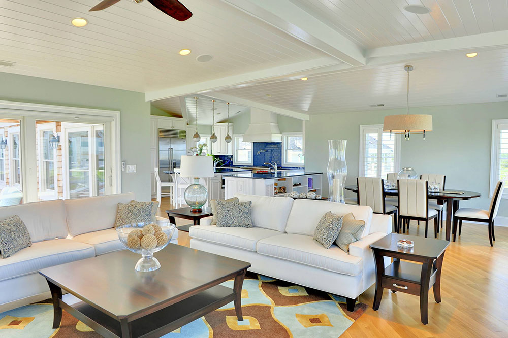 Living-Room-by-Echelon-Custom-Homes The best colors for living rooms that you can try to improve your room