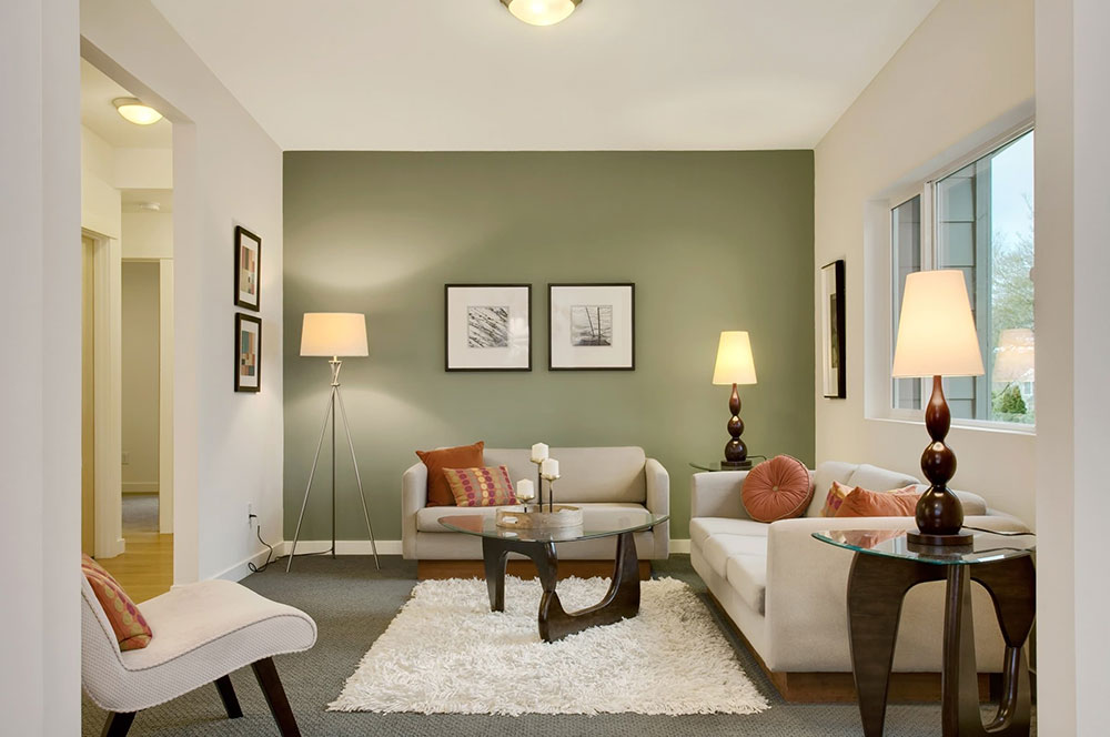 Modern-Green-Seattle-Remodel-by-Seattle-Staged-For-Sale-and-Design-LLC The best colors for living room colors that you can try to improve your room