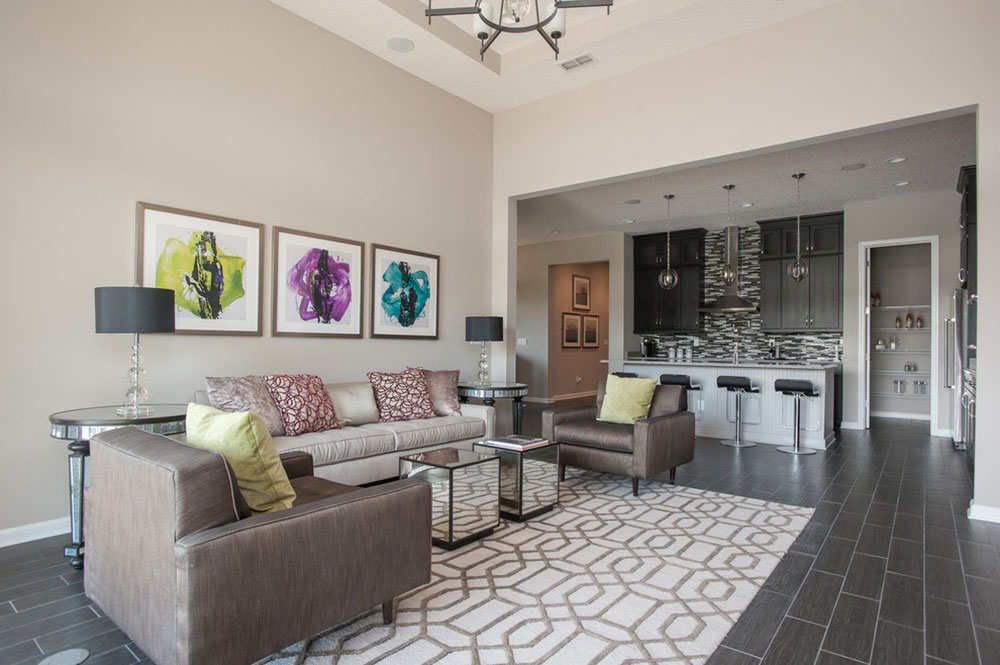 Formal-Living-Room-by-Micamy-Design-Studio The best tips for interior design and decoration of the 70s that you can use